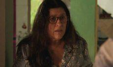 """Lurdes confronta Gilberto. Terça (14/1), em """"Amor de Mãe"""""""