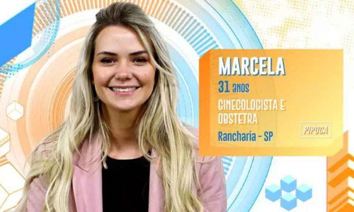 Participantes do BBB 20: Marcela, 31 anos, de Rancharia (SP)