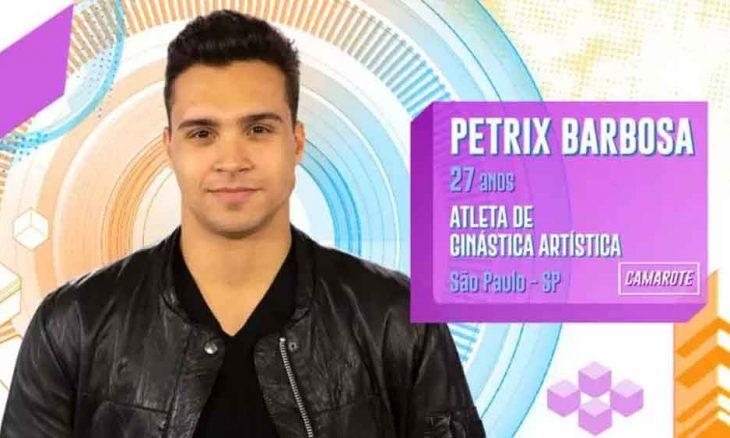 Petrix Barbosa, 27 anos, São Paulo