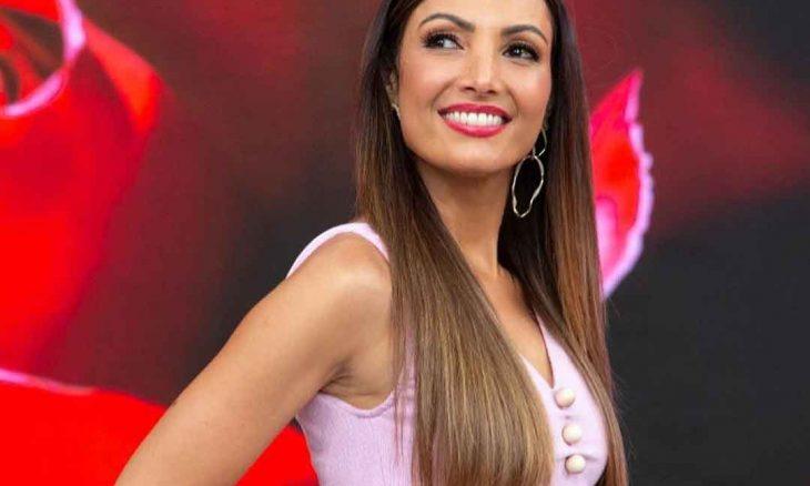 Patrícia Poeta é criticada na web após atitude com cachorro na Globo