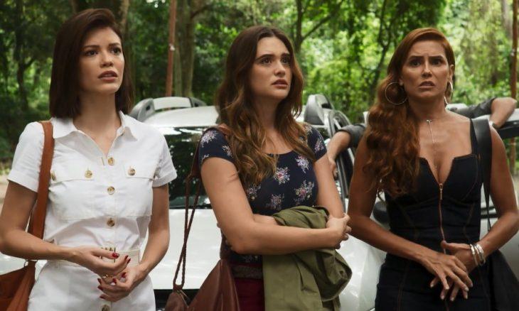 """Alexia, Kyra e Luna recebem suas novas identidades. Sábado (1/2) em """"Salve-se Quem Puder"""""""