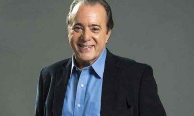 Tony Ramos é internado com fortes dores em hospital de Búzios