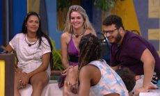 BBB20: Victor Hugo pergunta se Marcela é bissexual