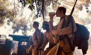 """Alfredo e Lúcio partem para a guerra. Sábado (15/2), em """"Éramos Seis"""""""