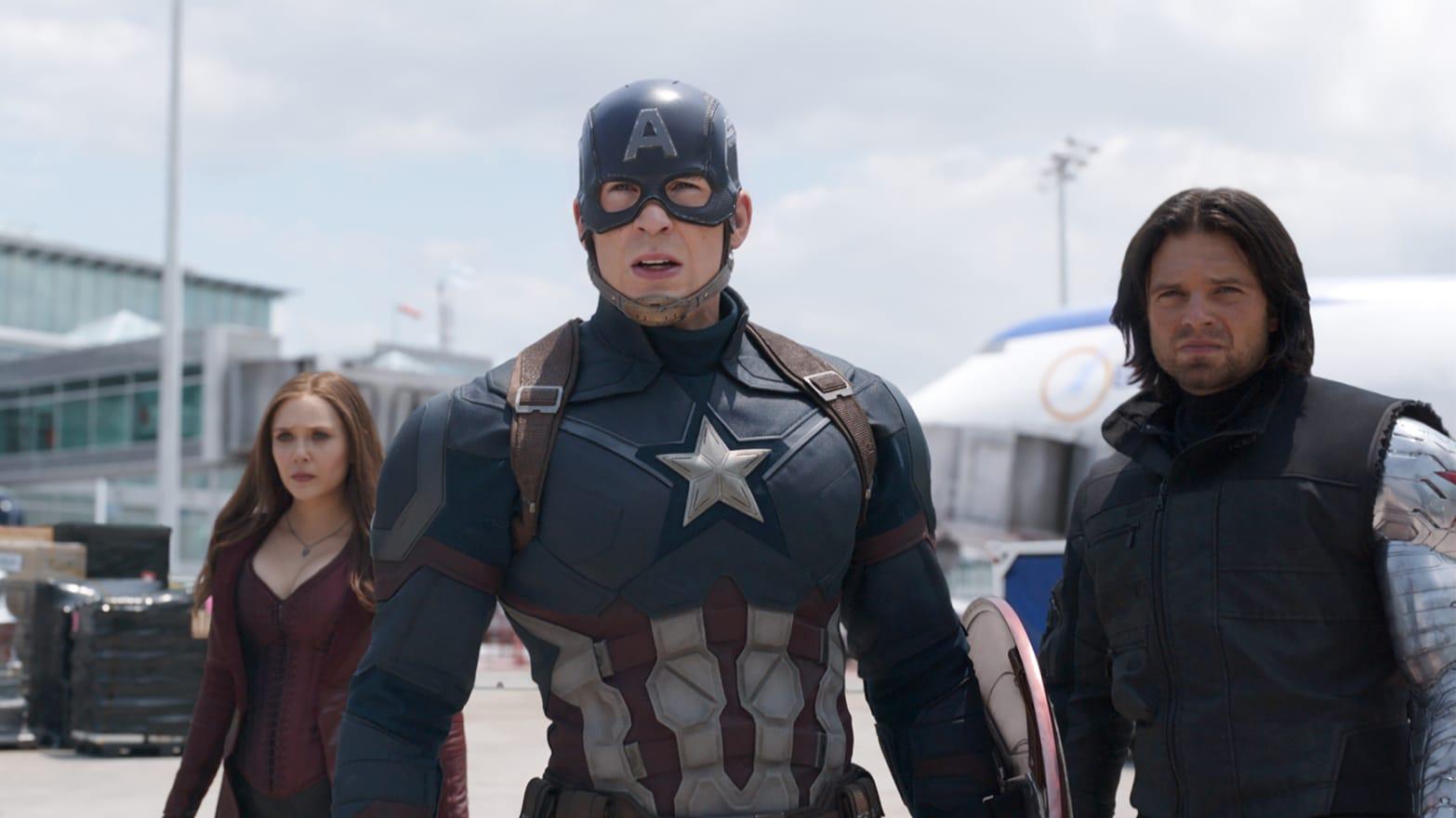 """Tela Quente irá exibir """"Capitão América: Guerra Civil"""" nesta segunda (17)"""