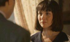 """Clotilde toma decisão sobre bebê. Terça (11/2), em """"Éramos Seis"""""""