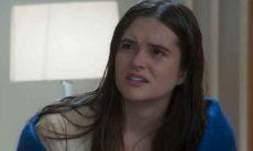 """Juan deixa claro a Gabi que sempre amará Luna. Hoje (26/2) em """"Salve-se Quem Puder"""""""