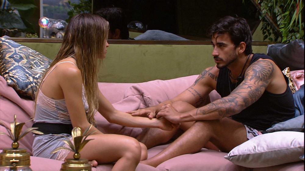 BBB20: Guilherme vai deixar Gabi escolher se quer ou não a liderança