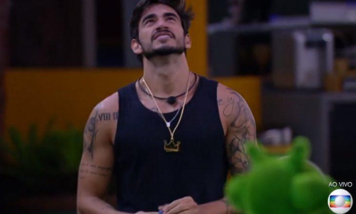 BBB20: Guilherme é líder e Marcela está no paredão