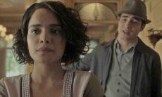 """Inês e Alfredo se amam. Hoje (26/2) em """"Éramos Seis"""""""