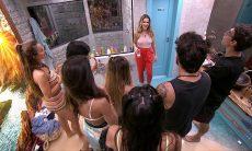 BBB20: Ingrid Guimarães faz visita aos brothers