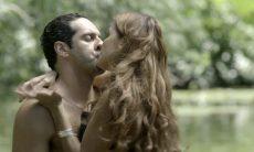 """Zezinho beija Josimara. Terça (4/2), em """"Salve-se Quem Puder"""""""
