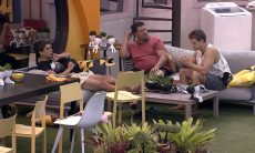 BBB20: Lucas, Babu e Felipe contam se namorariam sisters