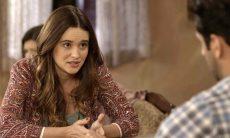 """Luna/Fiona pede um emprego no Empório Delícia. Quinta (13/2), em """"Salve-se Quem Puder"""""""