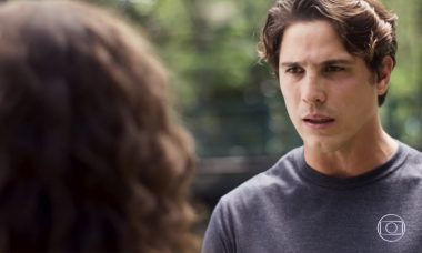 """Rui afirma a Rita que não quer mais a guarda de Nina. Quarta (19/2), em """"Malhação"""""""