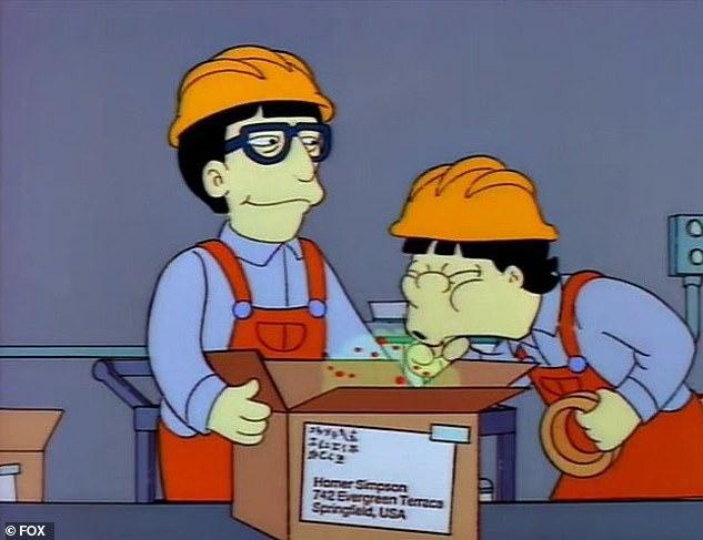 "O programa ""previu"" o próprio coronavírus - com o episódio Marge In Chains de 1993"