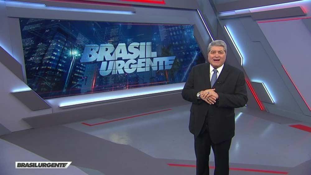 'Brasil Urgente' sai do ar e deixa telespectadores assustados: ''Do nada?''