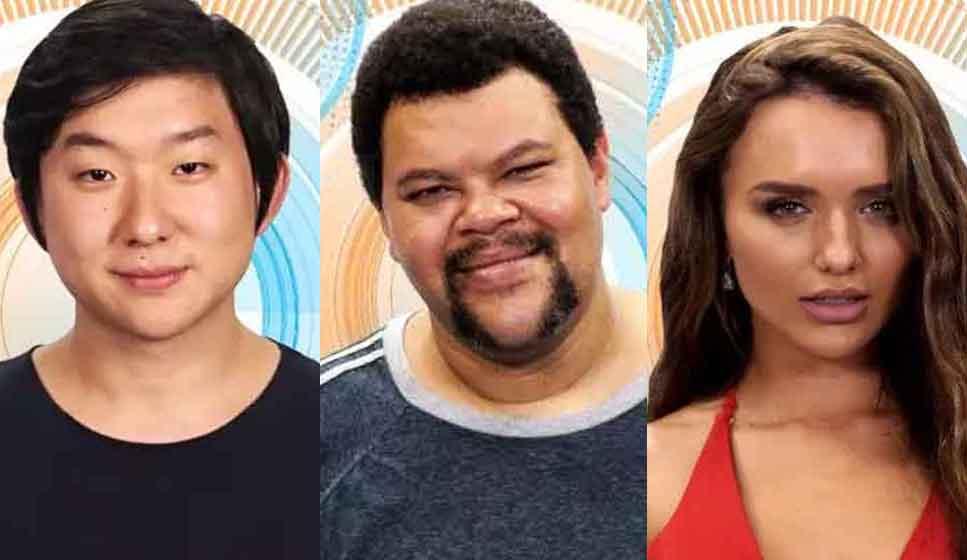BBB20: Pyong Lee, Rafa ou Babu? Quem deve sair no oitavo paredão? Vote!