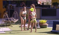 BBB20: Manu, Rafa e Gabi pedem ajuda de Babu para 'fazer VT'