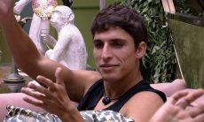 BBB20: Felipe fala sobre Gizelly: 'Me deixou sem graça'
