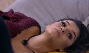 BBB20:'Eu não suporto olhar para a cara dela', diz Gizelly sobre sister