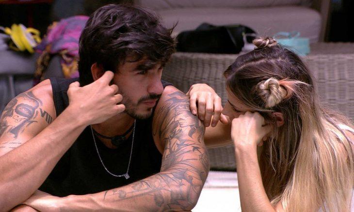Guilherme fala para Gabi sobre sisters: 'Você não teria chegado perto de mim'