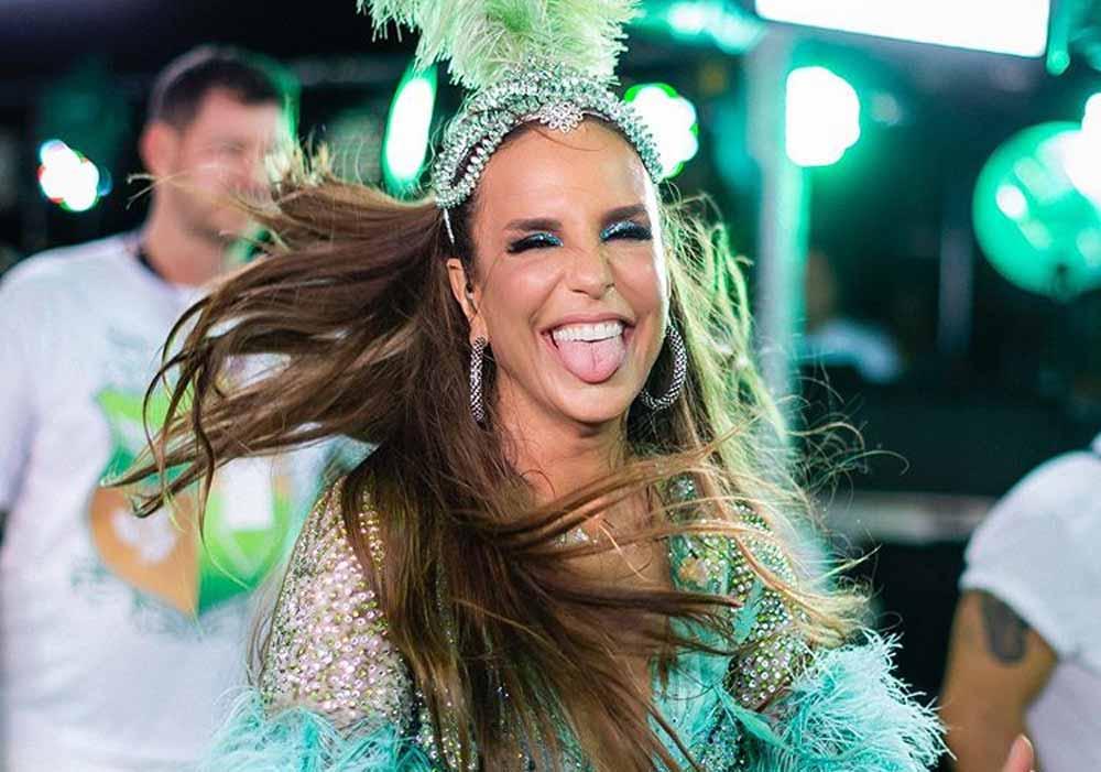Altas Horas reprisa programa com Ivete Sangalo, Cláudia Leitte e Daniela Mercury. Foto: Instagram
