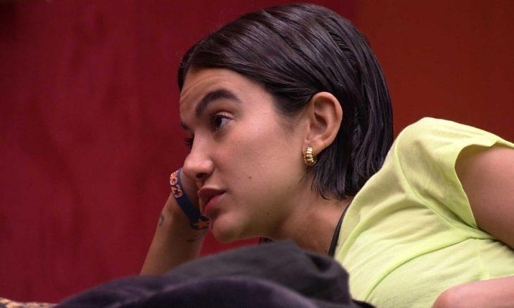 """BBB20: """"Você vai indicar o Felipe?"""", Manu questiona Gizelly"""