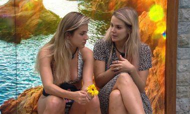 BBB20: 'Às vezes, a gente cria um personagem da gente', diz Marcela para Gabi