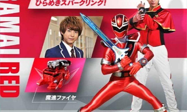 Power Ranger vermelho é diagnosticado com coronavírus