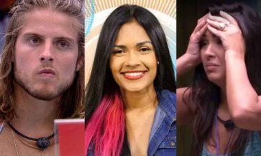 BBB20: Daniel, Flayslane ou Ivy? Quem deve sair no nono paredão? Vote!