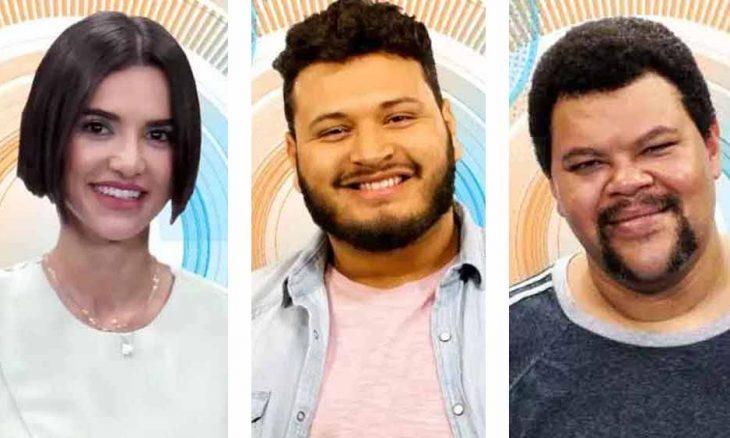 BBB 20: Quem deve sair do Manu, Victor Hugo ou Babu? Vote!
