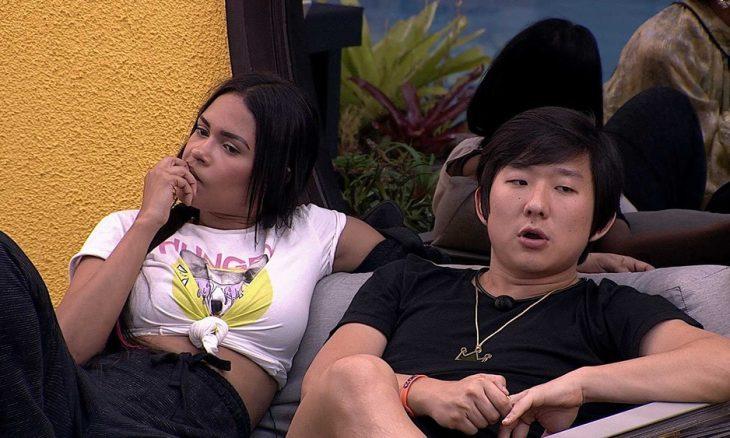 BBB20: 'Acho que o Felipe sai', avalia Pyong sobre o próximo paredão