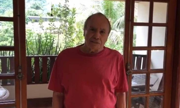 Aos 88 anos, Stênio Garcia faz apelo e pede trabalho na Globo: ''Dependo disso para me manter vivo''