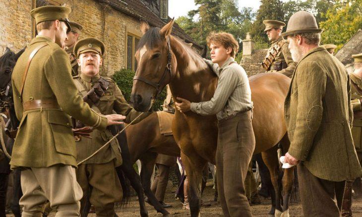"""""""Cavalo de Guerra"""" é o filme da Sessão da Tarde desta quarta (11)"""