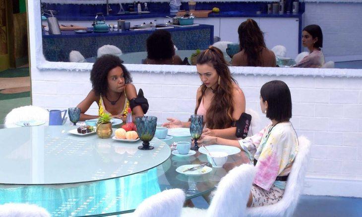 """BBB20: """"Em dia de final, sisters conversam sobre futuro"""""""