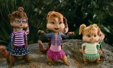 """""""Alvin e os Esquilos 3"""" é o filme da Sessão da Tarde desta quarta (8/4)"""