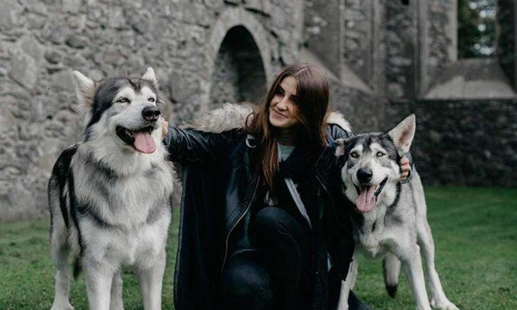 Morre Odin, o cachorro que interpretou Summer em Game of Thrones