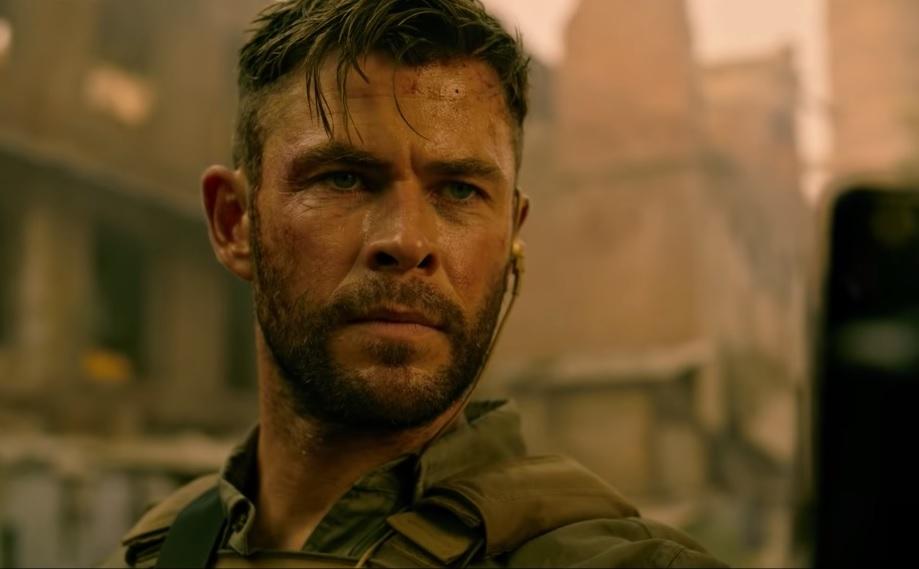 Filme da Netflix com Chris Hemsworth ganha trailer