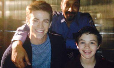 Logan Williams, ator da série The Flash, morre aos 16 anos