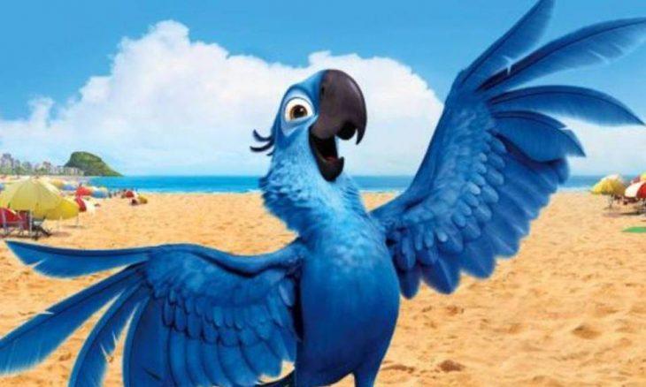 """Animação """"Rio"""" será o filme da Sessão da Tarde desta sexta (1º)"""