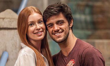 """Jonatas e Eliza conseguem fugir de Jacaré. Sexta (3/4), em """"Totalmente Demais"""""""