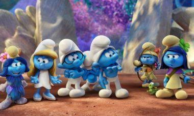 """""""Os Smurfs e a Vila Perdida"""" é o filme da Sessão da Tarde desta sexta (3)"""