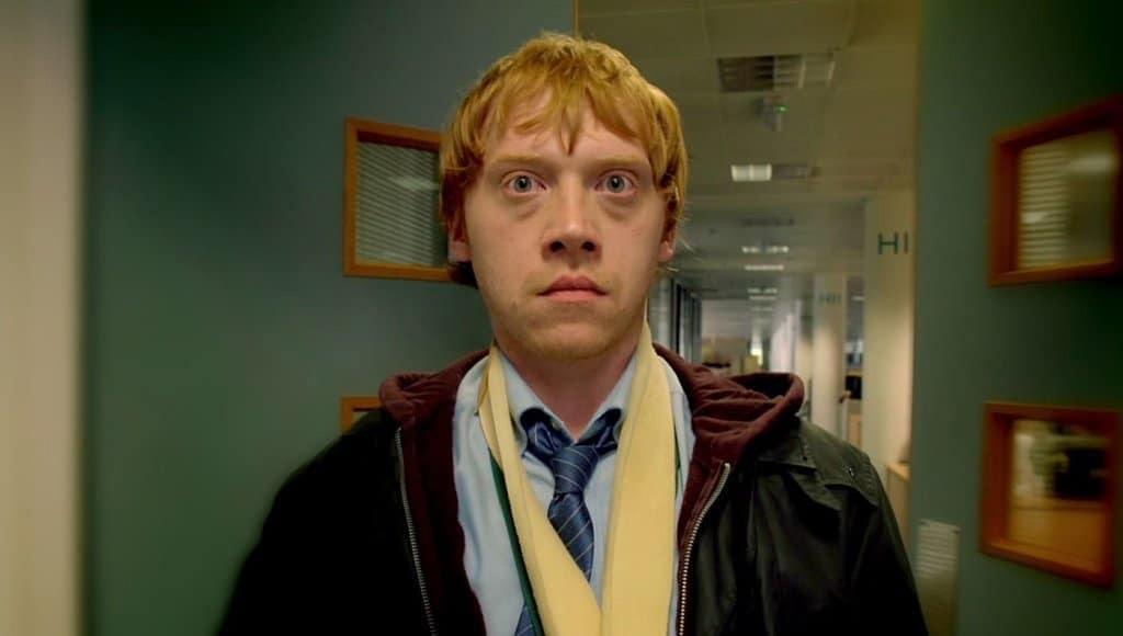 """Ator que fez papel de Rony em """"Harry Potter"""", vai ser pai pela primeira vez"""