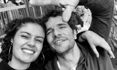 Sophie Charlotte ganha declaração de Daniel de Oliveira
