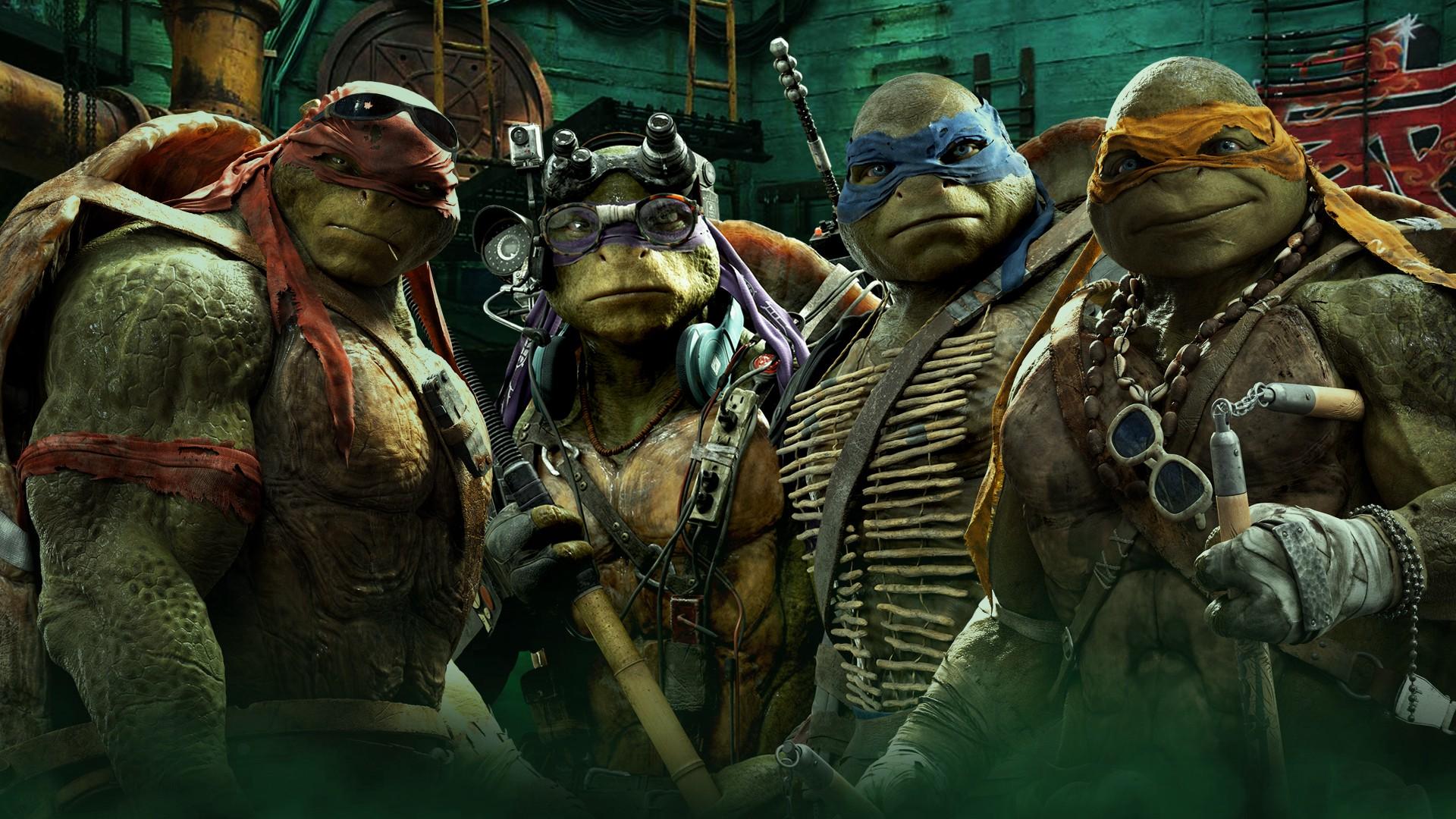 """""""As Tartarugas Ninja"""" é o filme da """"Temperatura Máxima"""" deste domingo (5)"""