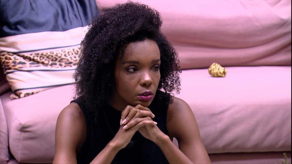 """BBB20: """"Você é muito forte"""", diz Thelma sobre pernanência de Babu no reality"""