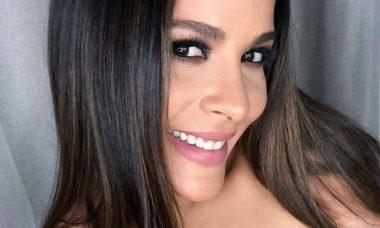 """Ex-BBB Gyselle Soares, revela ter ficado com Pedro Bial: """"Adoro um coroa"""""""