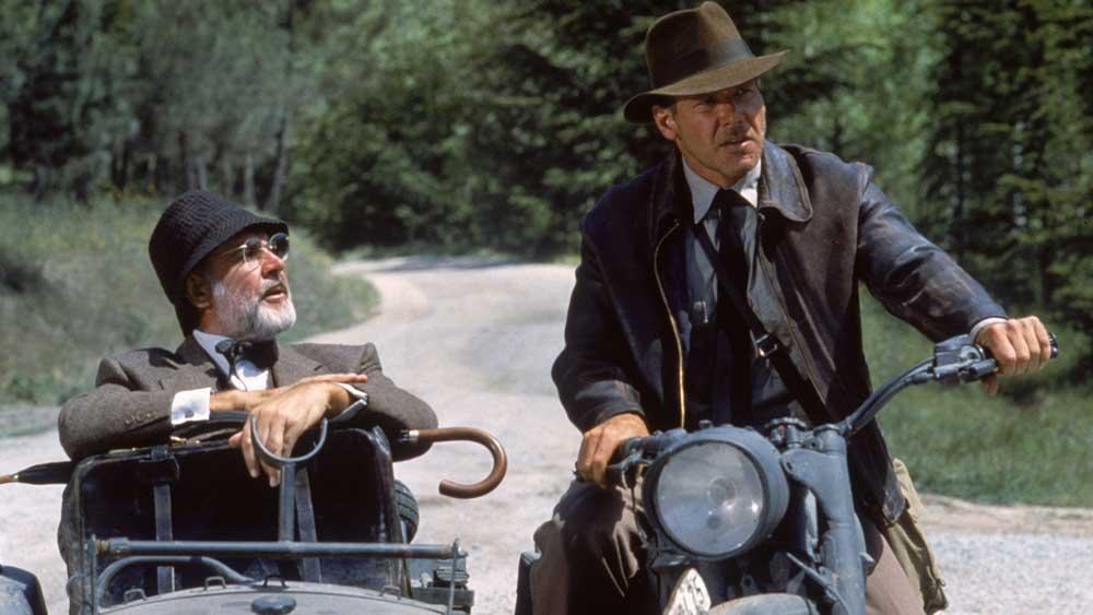 Dia 1/6 na Netflix: Indiana Jones e a Última Cruzada