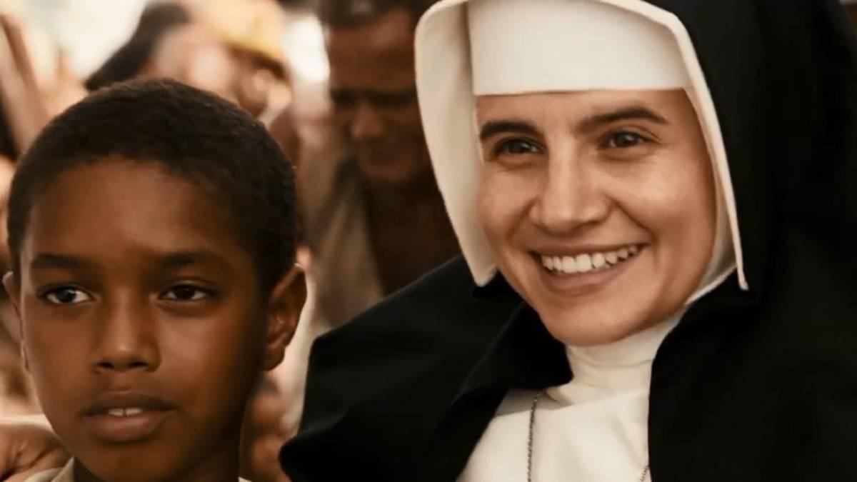 """""""Irmã Dulce"""" é o filme do Corujão desta quarta (27)"""